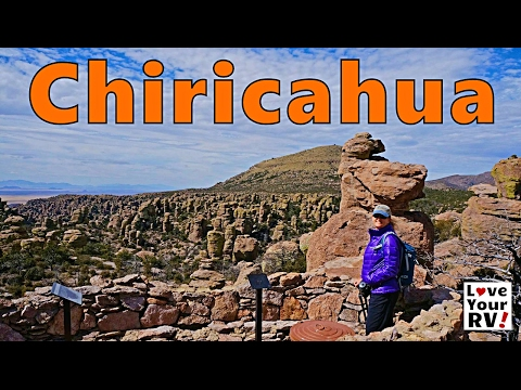 Day Tripping to Chiricahua National Monument in Arizona