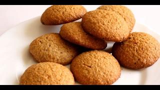 Пісне домашнє печиво за 30 хв - два рецепти