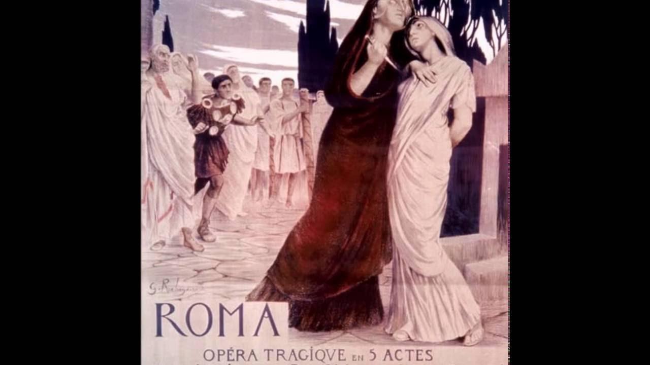 Jules Massenet - ROMA - Ouverture