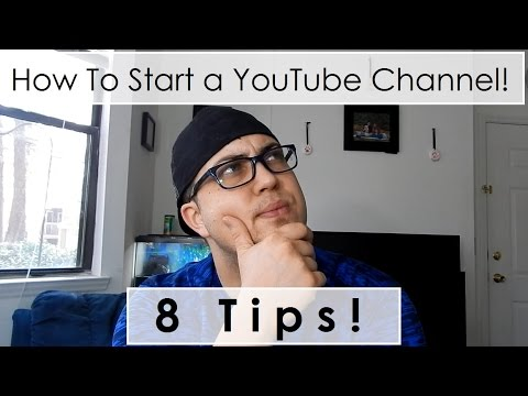 How To Start a Nursing YouTube Channel (8 Tips)