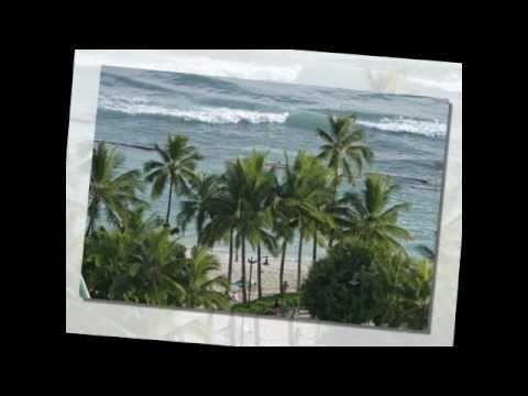 Peaceful Pacific Island Hawaiian Music, Relaxation, Meditation, Stunning Tropical Island Photos