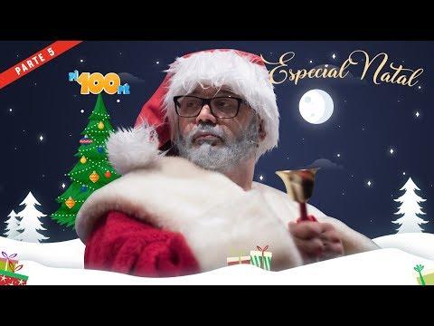 Pi100pé - Fernando Rocha é o Pai Natal