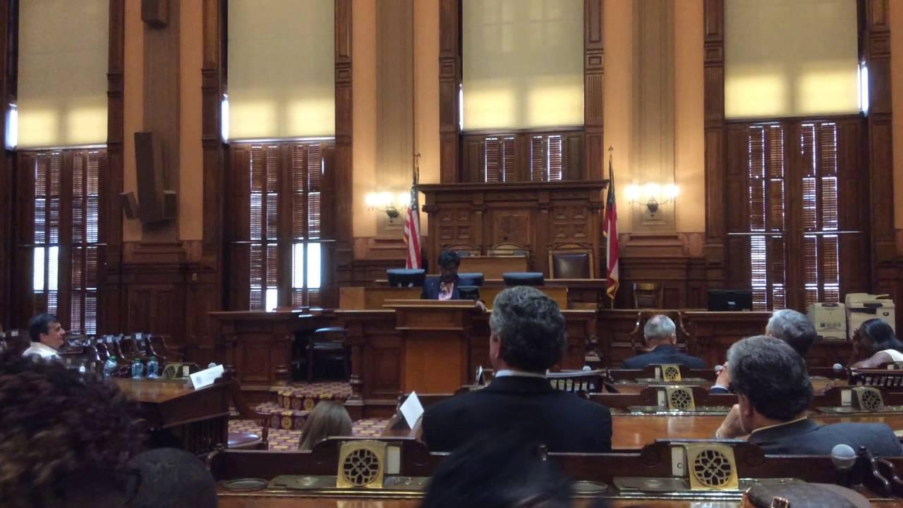 Clayton County State Court | Judge Tammi Hayward