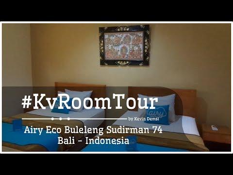 Airy Eco Buleleng Sudirman 74 Bali, Indonesia - Hotel Review | #KvRoomTour