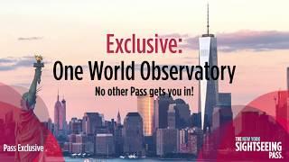 Sightseeing Pass NYC