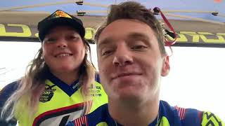 USA BMX Racing with Cam Bramer - CIRCLE CITY NATIONAL