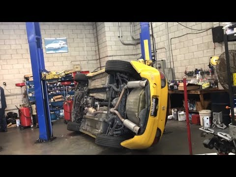 Rebuilding a Wrecked Honda S2000 With 80k Miles Part 5 (Copart Rebuild)
