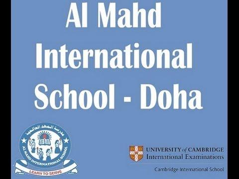 Al Mahd International Kindergarten - Doha 2014