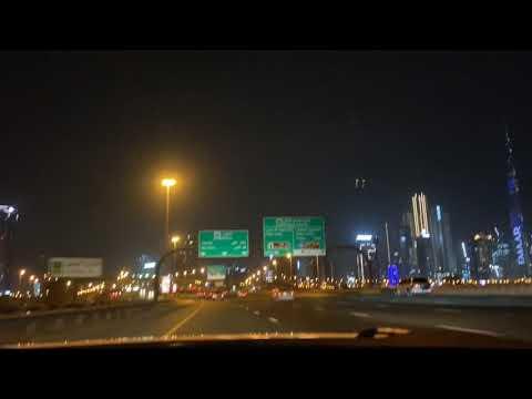 SHEIKH SAYEED ROAD | a quick drive in dubai downtown