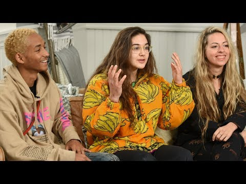 Jaden Smith says 'Skate Kitchen' will create a skating epidemic - Sundance 2018