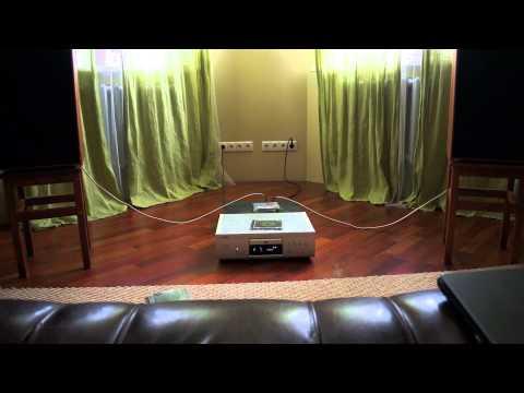 Ayon Audio vacuum tube amplifier, T+A Cd, Harbeth Super ...