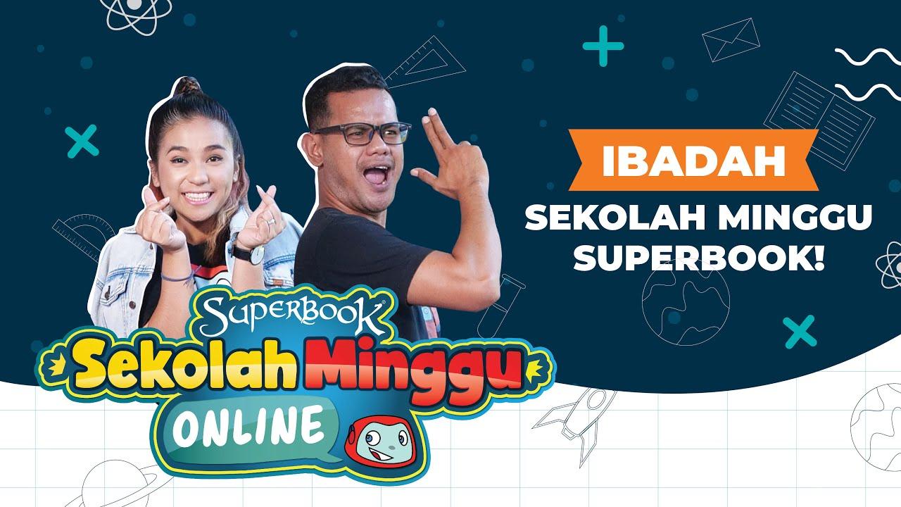 Ibadah Anak Sekolah Minggu Online Superbook Indonesia | 12 Juli 2020