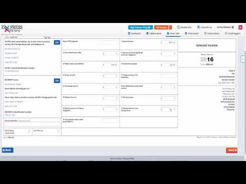5 Simple Steps to E-File Your 1099-INT Forms with ExpressIRSForms