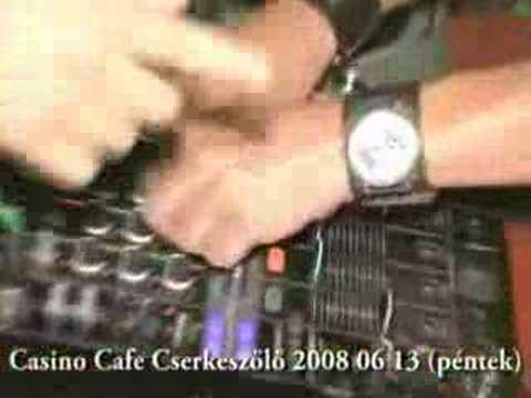 Dj Bárány Attila (Casino Cafe Cserkeszőlő)
