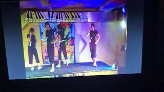Gruppo animando telephone baby dance 2011