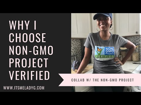 Why I Choose Non-GMO Project Verified Products (Part 1) | IG Story Collab w/The Non-GMO Project