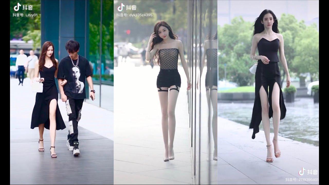 лучшие видео тикток  ❤️Уличная мода 2019❤️|TikTok China|mejoresvideo|Part 1