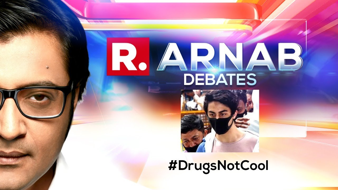 Download Court Rejects Aryan Khan's Bail, Sends Strong Message Against Drugs | The Debate With Arnab Goswami