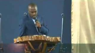 Breaking Bondage of Financial Debt by Pastor Dodzweit Achero