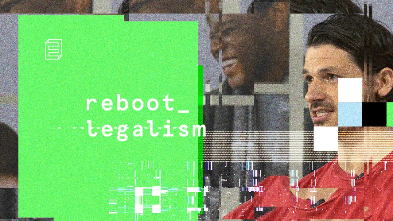 reboot_legalism // Galatians 4:21-31 Cover Image