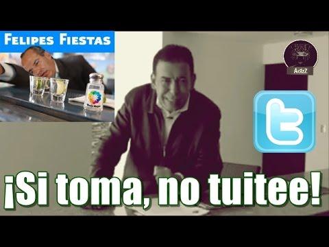 Humberto Moreira pide que le quiten el Twitter a Felipe Calderón