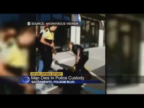 California Man Dies After Female Cop Hits Him With Baton 10 Times!