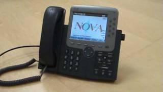 Cisco IP Phone 7970 Overview