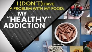 "Jordan Younger's ""Healthy"" Addiction  