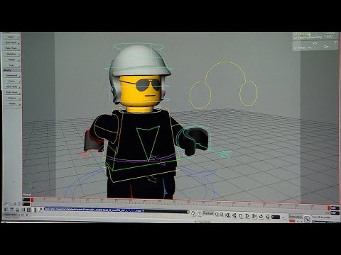 How They Created 'The Lego® Movie'