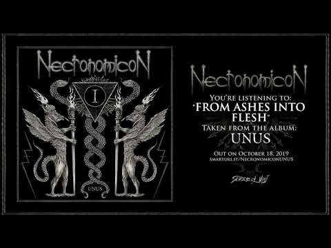 Necronomicon - From Ashes Into Flesh