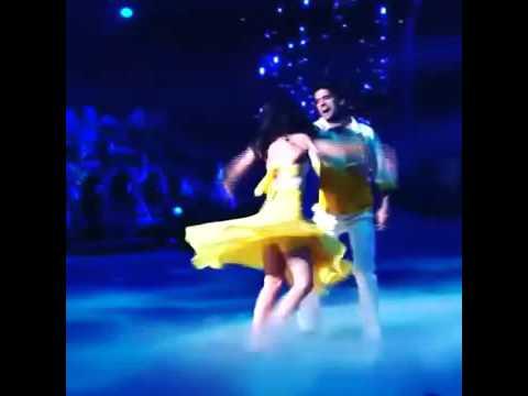رقص سنايا ايراني في برنامج jhalak dikhhla jaa