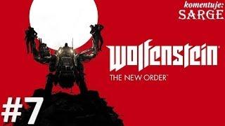 Zagrajmy w Wolfenstein: The New Order odc. 7 - Wolfenstein 3D easter egg