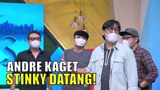 Kejutan, Andre Taulany Gak Tau STINKY Datang | OKAY BOS (10/02/21) Part 1