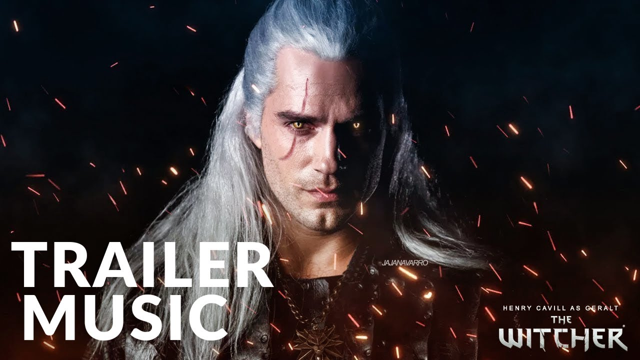 The Witcher | Official Teaser Music | Netflix (Audiomachine - I Am the  Shield)