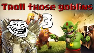 Clash of Clans | Troll Those Goblins - Single Player Campaign - 3 - Goblin Outpost