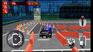Police Car Parking Adventure 3D(by BAYONET(Pvt)Ltd-Extreme Car Driving Android Gameplay2018.