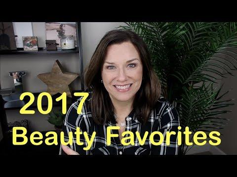 2017 BEAUTY FAVORITES