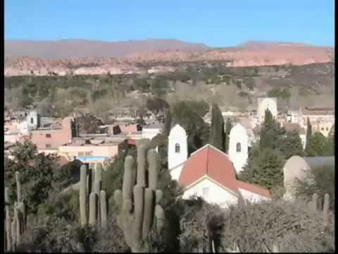 """inti-Illimani """"Tema de la Quebrada de Humahuaca"""""""