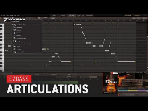 EZbass – Articulations