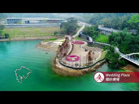 Sun Moon Lake Fantastic Cycling