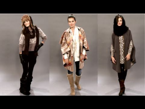 Winter Fashion Tips How To Look Good While Staying Warm Youtube