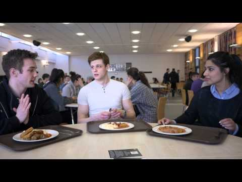 A Day In The Life at the University of Leicester