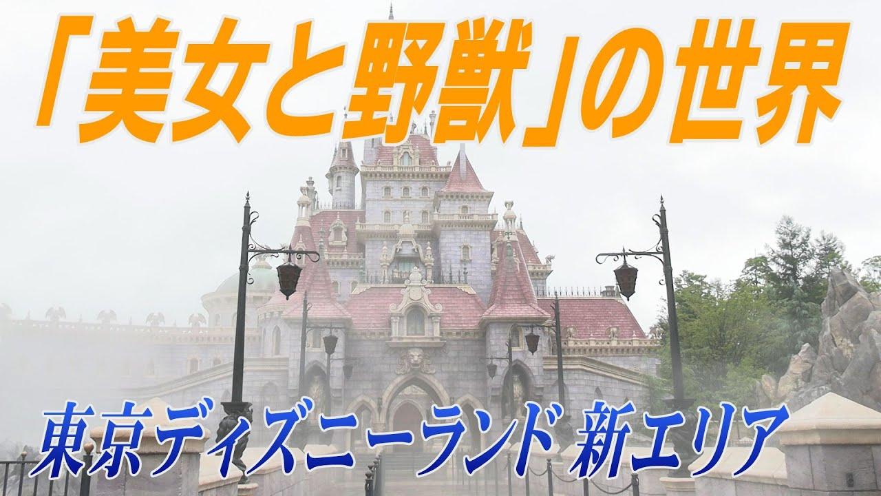 ディズニーランド エリア 東京 新