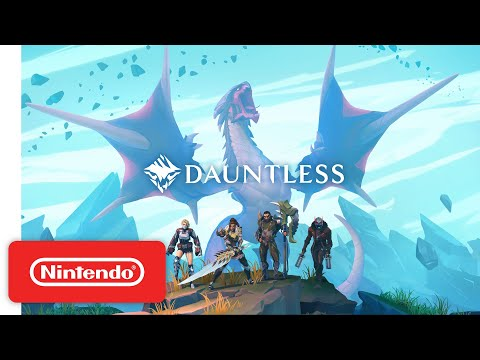 Dauntless (Switch) Review – Sometimes The Big Screen is Better