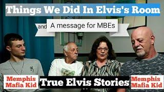 Things We Did In Elvis's Room