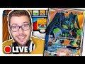 LIVE - TEST DE MON DECK LUMIERE INTERDITE (18H-20H) - Pokémon TCG Online
