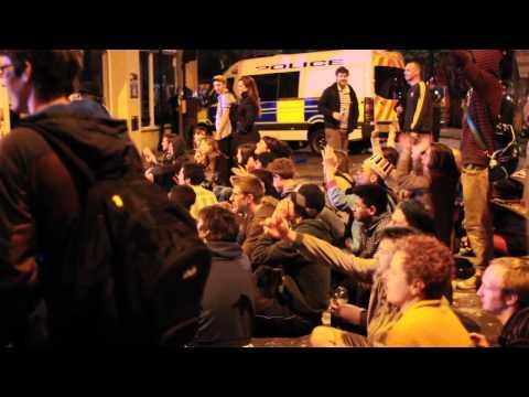 Stokes Croft Riots HD (28/04/11)