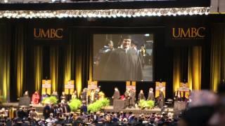 UMBC Spring 2014 Graduation - Comp Sci people