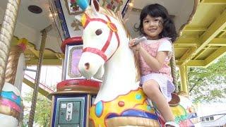 ●普段遊び●児童公園で遊びました☆まーちゃん【4歳】おーちゃん【2歳】 thumbnail