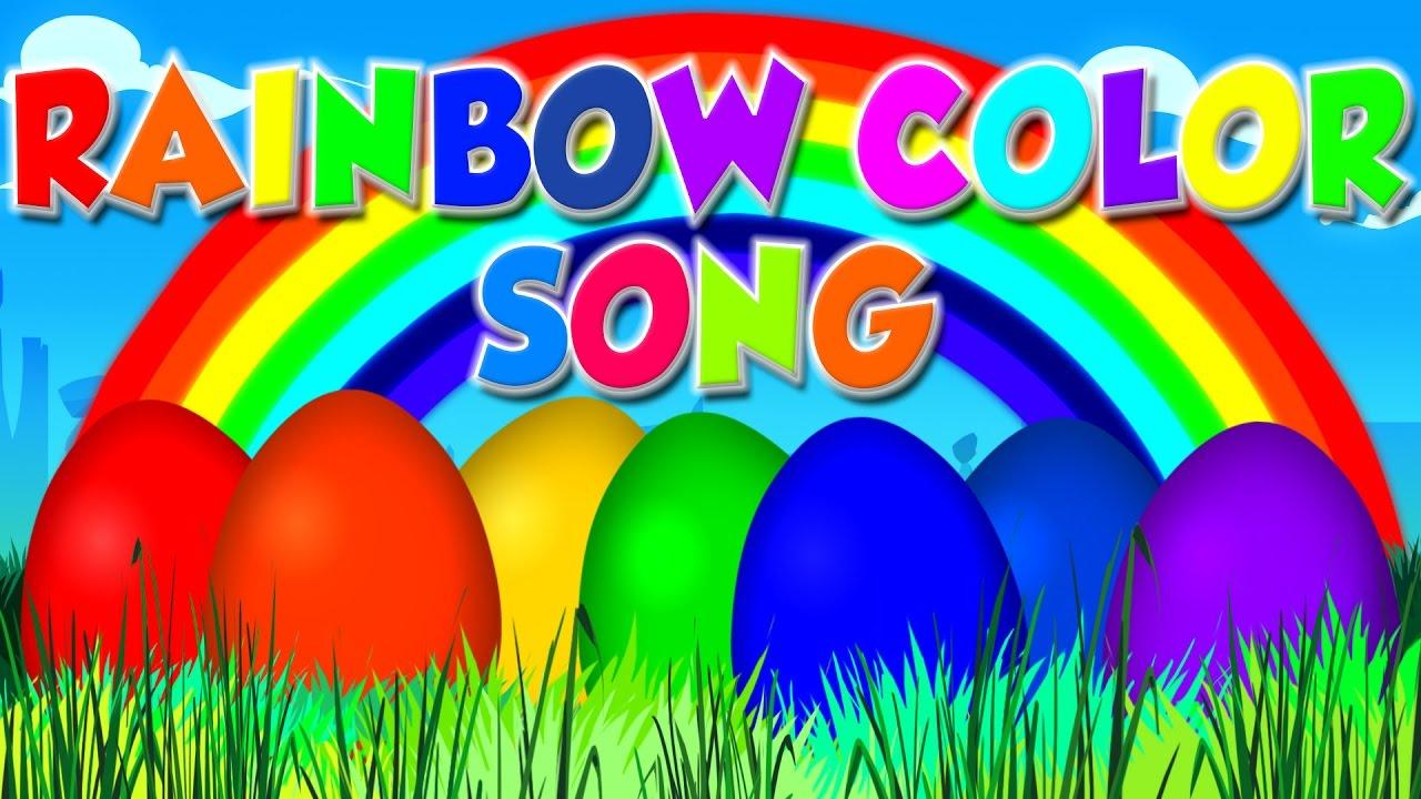 maxresdefault - Colours Song For Kindergarten